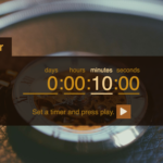 A webapp that allows you to create a shareable countdown timer.